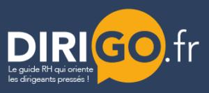 logo dirigo.fr (fond bleu)