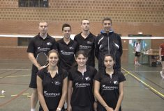 Le badminton en Nationale 3