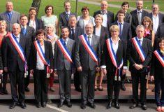 VIDEO : Le nouveau conseil municipal installé