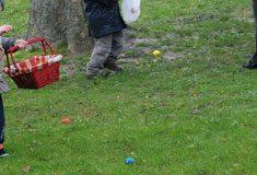 Chasse à l'œuf le samedi 19 avril