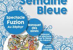 Semaine bleue du 3 au 9 octobre