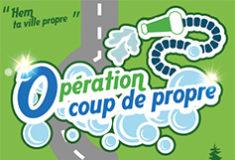 Opération Coup de Propre du 14 au 17 mars rue Jules Guesde