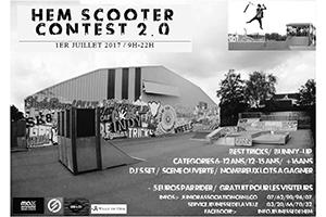 Hem scooter contest