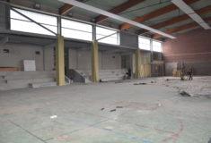 Les travaux de la salle des sports Dubus avancent