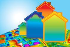 Votre maison est-elle bien isolée? Participez à la campagne clichés thermiques de la MEL