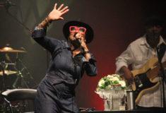 Dee Dee Bridgewater en concert au Zéphyr