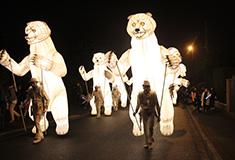 Une parade de Noël mémorable