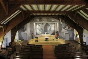 Chœur de l'église Saint Paul
