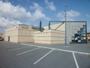 Salle Dunant, avenue Henri Dunant