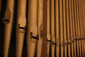 L'orgue de l'église Saint Corneille