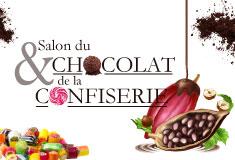 Les 17 et 18 mars : salon du chocolat et de la confiserie