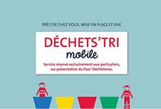 Calendrier 2018 de la déchèterie mobile