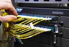 FIBRE OPTIQUE : Le réseau se déploie