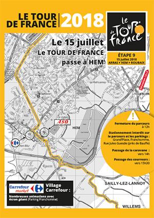 PLAN-Tour-de-France HEM 15 juillet