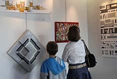 Les artistes hémois tiennent salon