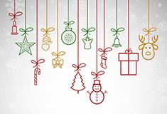 Concours de façades de Noël : inscrivez-vous !