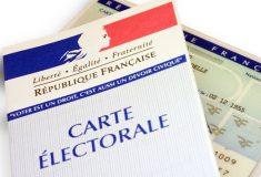 Inscrivez-vous sur les liste électorales