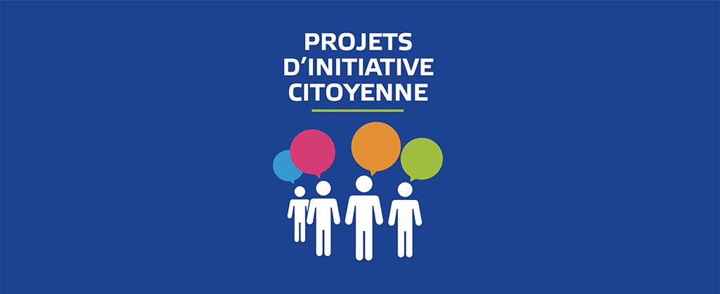 Logo : Projets d'Initiative Citoyenne
