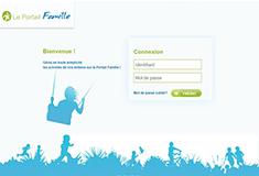 Portail famille : nouveau, mettez à jour votre dossier en ligne