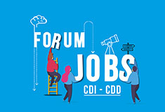 Forum Jobs d'été le 13 mars