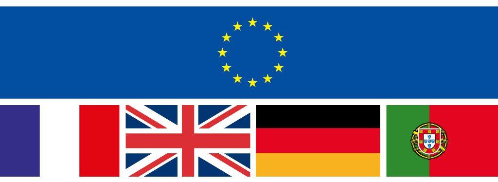 Drapeaux-Jumelage & Europe