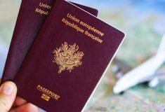 Pensez a vos passeports