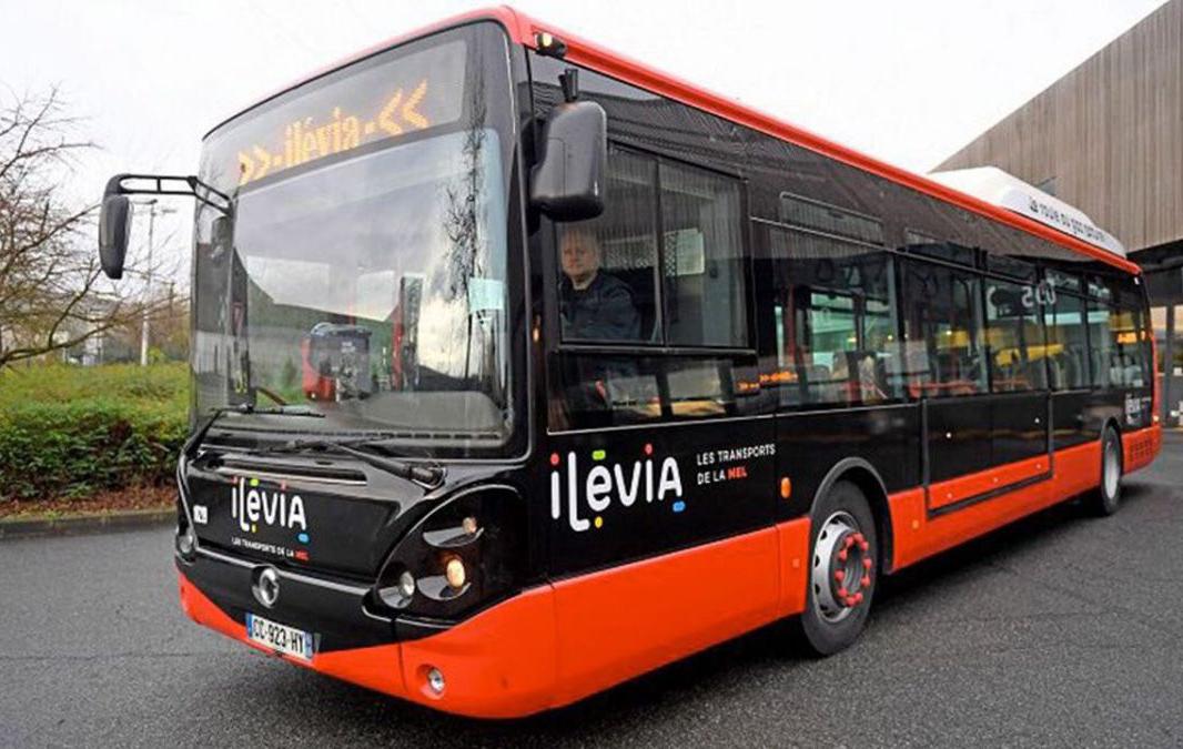 Bus Ilévia