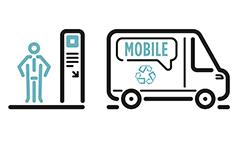 Calendrier 2020 de la déchèterie mobile