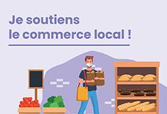 Des bons d'achat pour soutenir les commerçants