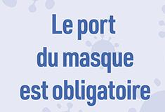 Port du masque obligatoire dans la métropole lilloise