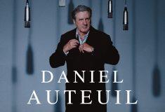 Report du spectacle de Daniel Auteuil