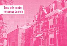 Octobre rose : la ville mobilisée