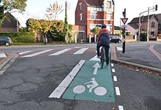 Dispositifs pour les cyclistes