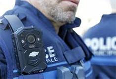 Les policiers municipaux équipés de caméras piétons